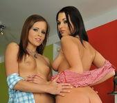 Jo & Antonya Hardcore Lesbians 6