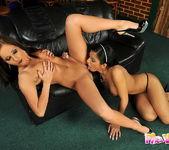 Kissy & Kyra Black Toying Lesbians 11