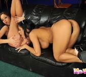 Kissy & Kyra Black Toying Lesbians 13