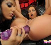 Kissy & Kyra Black Toying Lesbians 18