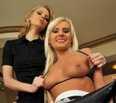 Horny Lesbians Katalin & Bea Stiel 4