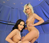 Lesbian Action with Sonia Red and Dido 3
