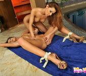 Dirty Lesbians Kissy and Hope 6