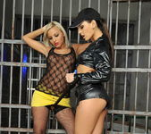 Lesbian Action with Eve Angel & Eve Smile 4