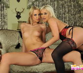 Lesbian Action with Anita & Isis 2