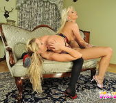 Lesbian Action with Anita & Isis 14