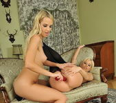 Lesbian Action with Anita & Isis 18
