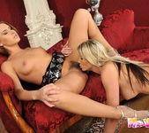 Zuzana Z & Gia Playing Lesbians 4