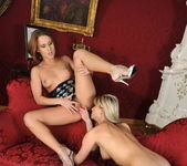 Zuzana Z & Gia Playing Lesbians 12