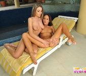 Kissy & Nelly Sullivan Playing Lesbians 9