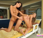 Kissy & Nelly Sullivan Playing Lesbians 13