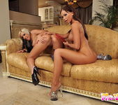 Christina Bella & Adriana Russo Eating Each Other Out 20