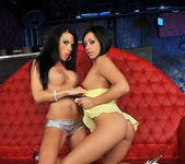 Sonya & Cassy Toying Lesbians 3