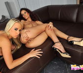 Pussy Licking with Leanna Sweet & Carla Cox 7