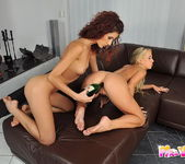 Pussy Licking with Leanna Sweet & Carla Cox 15