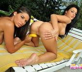 Zafira & Doris Playing Lesbians 8
