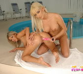 Horny Lesbians Biancka & Tea 19