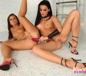 Doris & Sandra Toying Lesbians 15