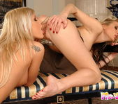 Lesbian Action with Brigit & Gia 5