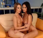 Horny Lesbians Bambi & Debbie White 20