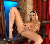 Adriana Russo And Her Toys 10