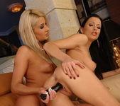 Horny Lesbians Tera Bond & Sindy Love 14