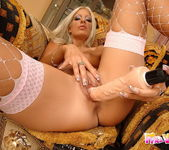 Jessy Wynn Playing with her toys 16