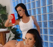 Lesbian Action with Sonya & Juditta 3