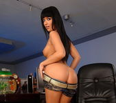 Cleopatra Playing with her toys 3