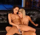 Jasmine Rouge & Ginger B. Toying Lesbians 17
