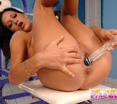 Missy Nicole Playing with her toys 17