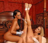 Dirty Lesbians Christina Bella & Gigi 8