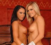 Dirty Lesbians Christina Bella & Gigi 20