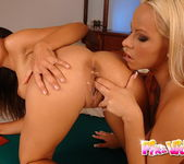 Zafira & Sun Eating Pussy - Pix and Video 8