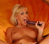 Adriana Russo And Her Toys 19