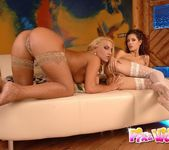 Sarah James & Leanna Sweet Hardcore Lesbians 10