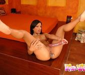 Kyra Black Playing with toys 19