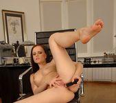 Jasmin Playing with her toys 16
