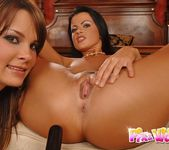 Horny Lesbians Juditta & Lucy Lux 20