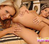 Eve Angel & Tiffany Diamond Licking Pussy 10