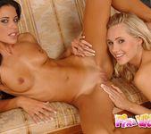 Lesbian Sex with Zoe & Zuzana Z. 12