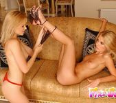Lesbian Action with Jo & Eleanor 9