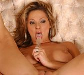 Caroline Cage Playing with her toys 14