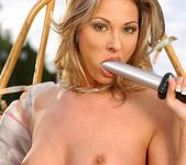 Caroline Cage Playing with her toys 19