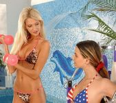 Bambi & Simony Lez Action - Pix and Video 2