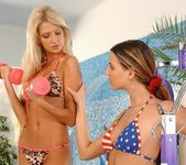 Bambi & Simony Lez Action - Pix and Video 3