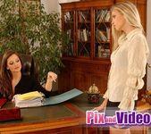 Dirty Lesbians Sandra Shine & Alyssa 2