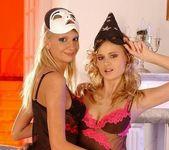 Sophie Wild & Bambi Toying Lesbians 4