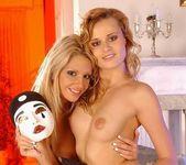 Sophie Wild & Bambi Toying Lesbians 20