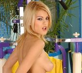 Jasmine Rouge Toying - Pix and Video 8